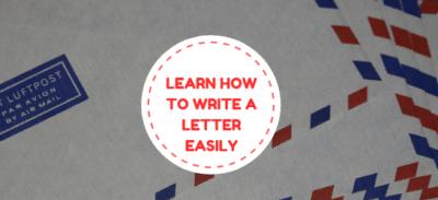 Cómo Escribir Una Carta Para El Pet Nep English School