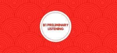 b1 listening blog