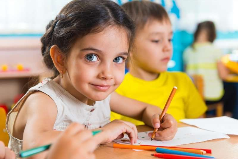 Clases de inglés para niños de 3 a 5 años