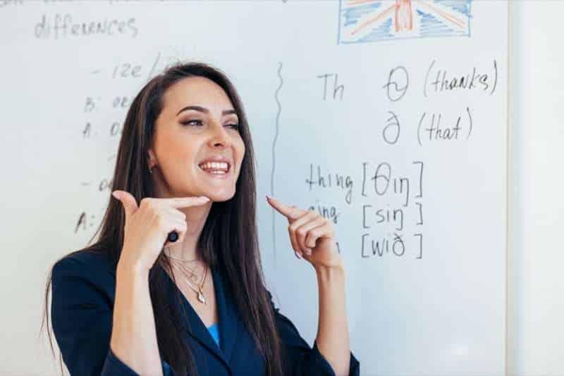 Clases inmersivas en inglés